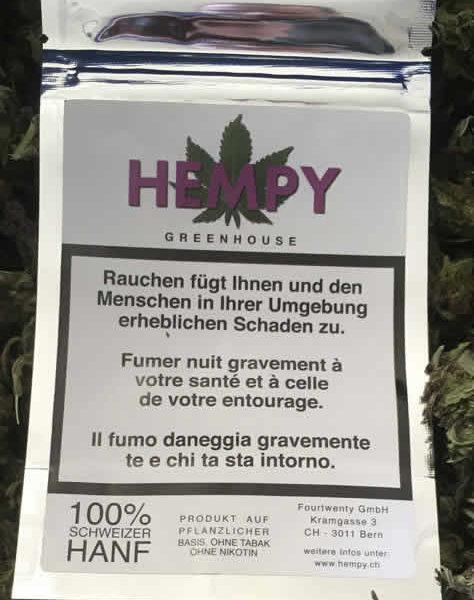 Hempy-cannabis