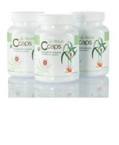 cbd caps cannabis kurkuma