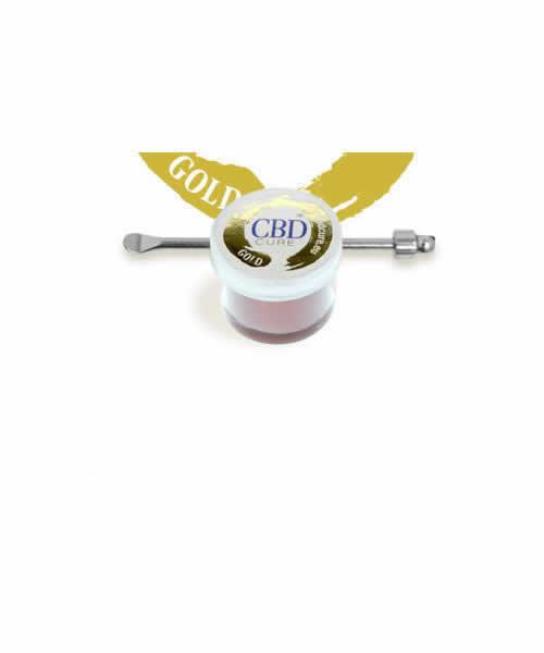 cbd cure gold