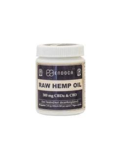 capsules de cannabis endoca