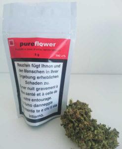 pureflower red