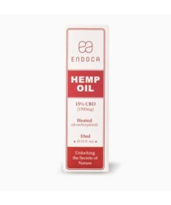 Endoca Hemp Oil - CBD 1500mg