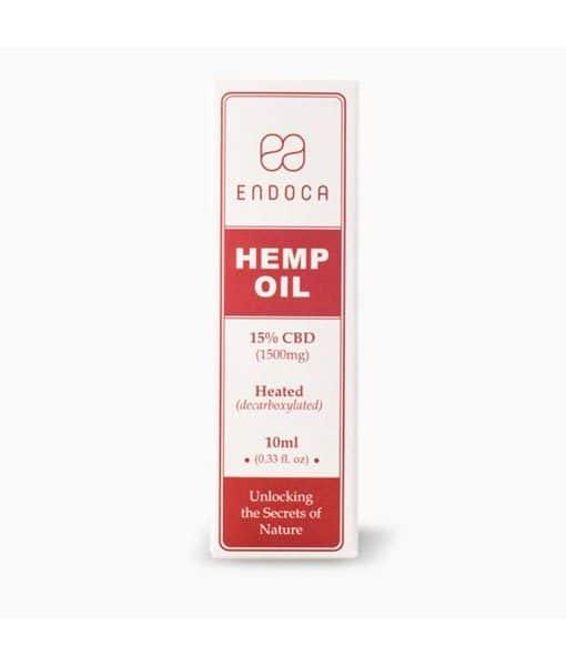 Endoca Hemp Oil - CBD 1500mg