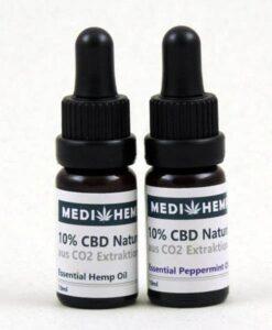 CBD öl extrakt MediHemp
