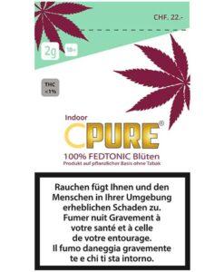 CPure Fedtonic Indoor