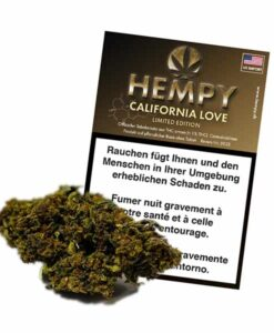Hempy California Love