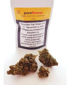 Pure flower Yellow CBD