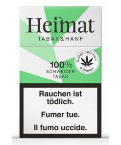 Heimat - Cigarettes au chanvre