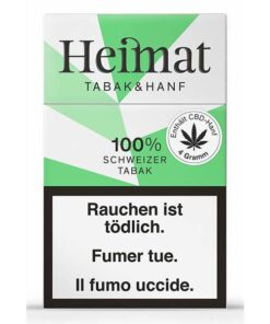 Heimat - Cigarrillos de cáñamo