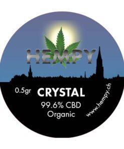 CBD Crystals DAB