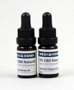 CBD öl extrakt Medi Hemp