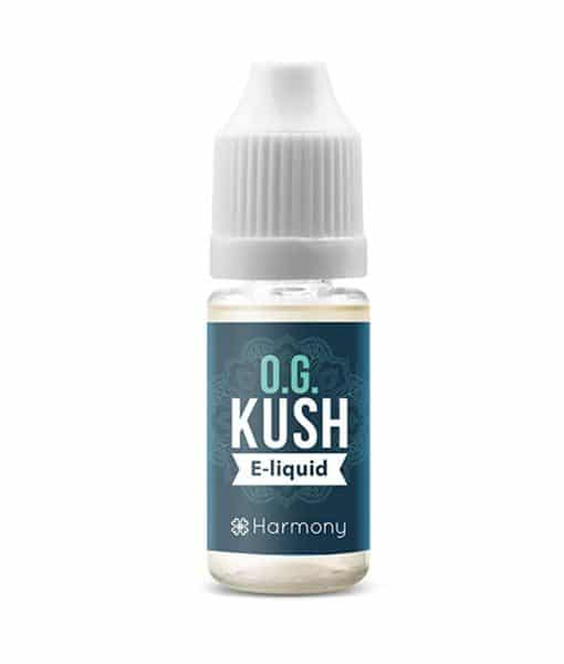 MeetHarmony OG Kush CBD liquide