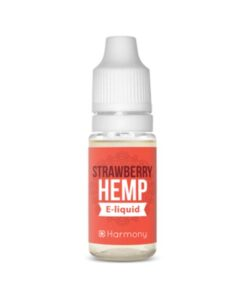MeetHarmony Strawberry CBD liquid