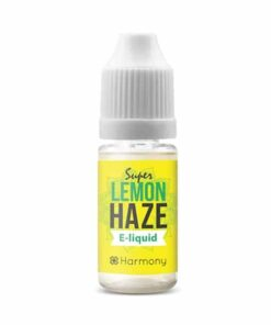 MeetHarmony Lemon Haze CBD liquid