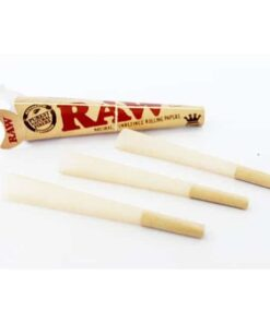 raw king size cones 3
