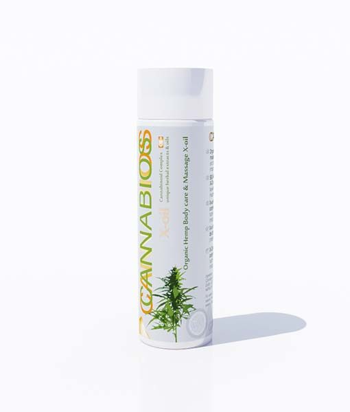 Cannabios Oil pour massages