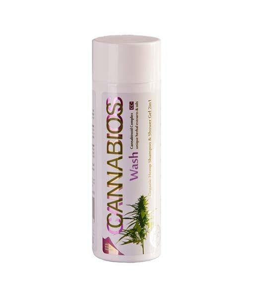 Cannabios Shampoo Doccia Gel