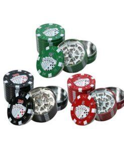 Pólen de Moedor de Póquer