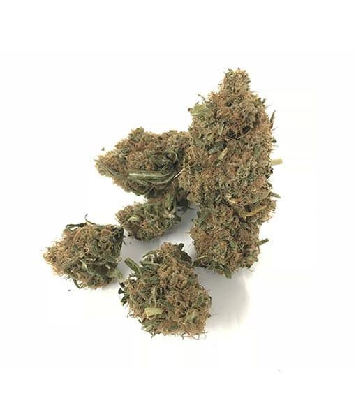 420Green Cannabis Black Widow hanfbluten
