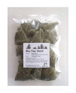 Herbal Tea with Organic Hemp