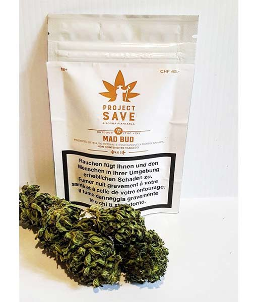 Project Save Mad Bud