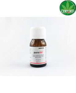 Suplemento alimentar CBD Puredol