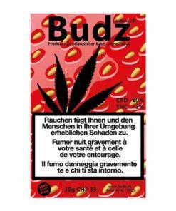 Budz Erdbeerli Kush al aire libre