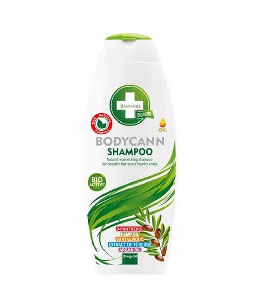 Annabis Cosmetici Bodycann Shampoo