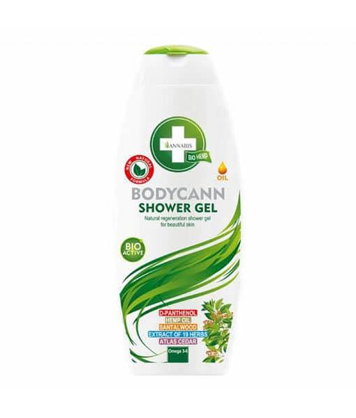 Annabis cosmetici bodycann gel doccia