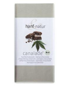 Hanf Natur Cioccolata al latte alla canapa
