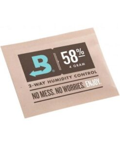 Boveda humidity cotrol