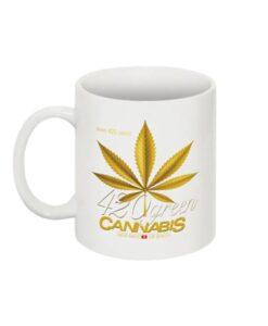 Cup 420 Cannabis Vert