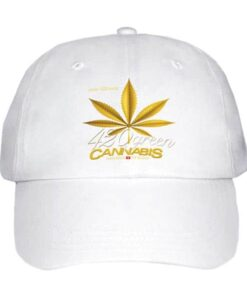 420 Grüner Cannabis Hut