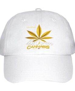 420 Green Cannabis hat