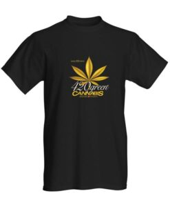 420 Green Cannabis T-Shirt
