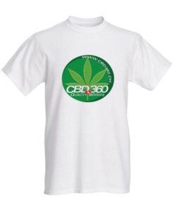 T-shirt de CBD360