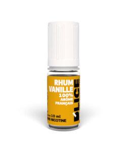 E-liquid Nicotina Rhum
