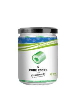 Pure Rocks - Caramelle con CBD